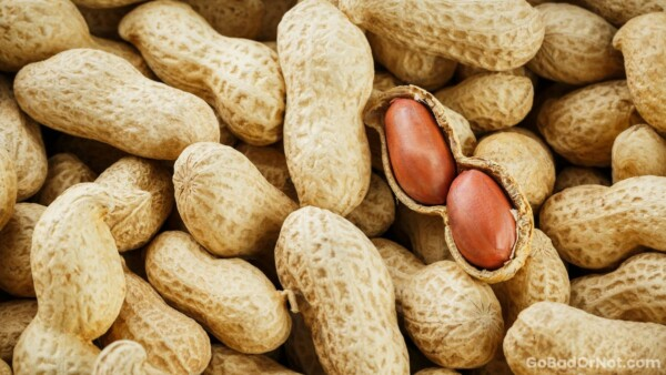 Do Peanuts Go Bad