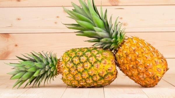 Do Pineapples Go Bad