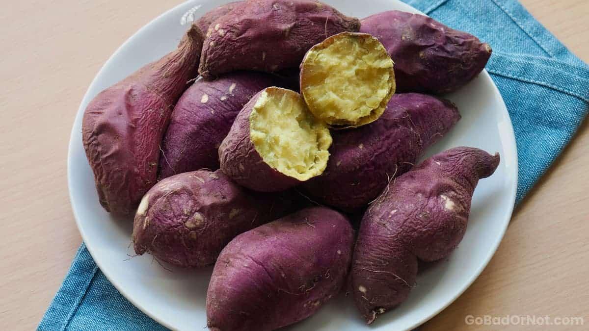 Do Sweet Potatoes Go Bad