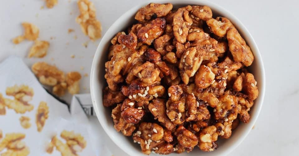 delicious walnuts