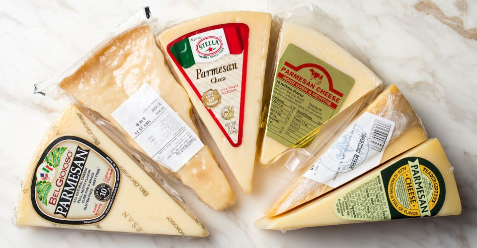parmesan cheese brands