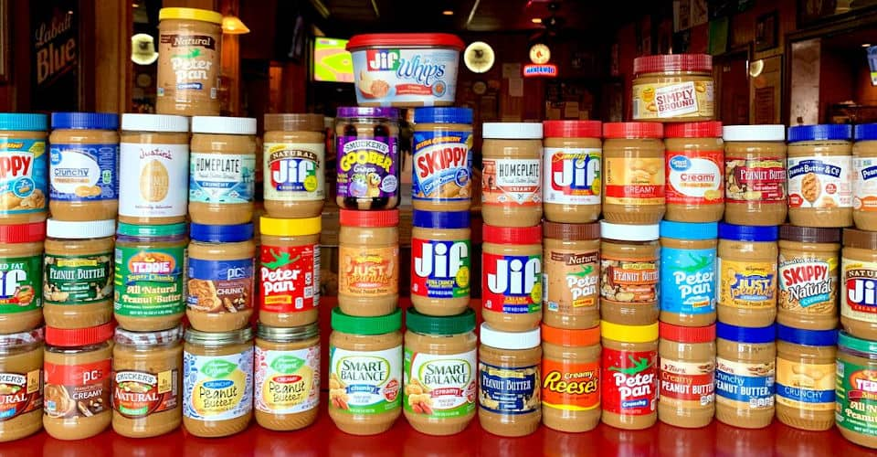 peanut butter brands