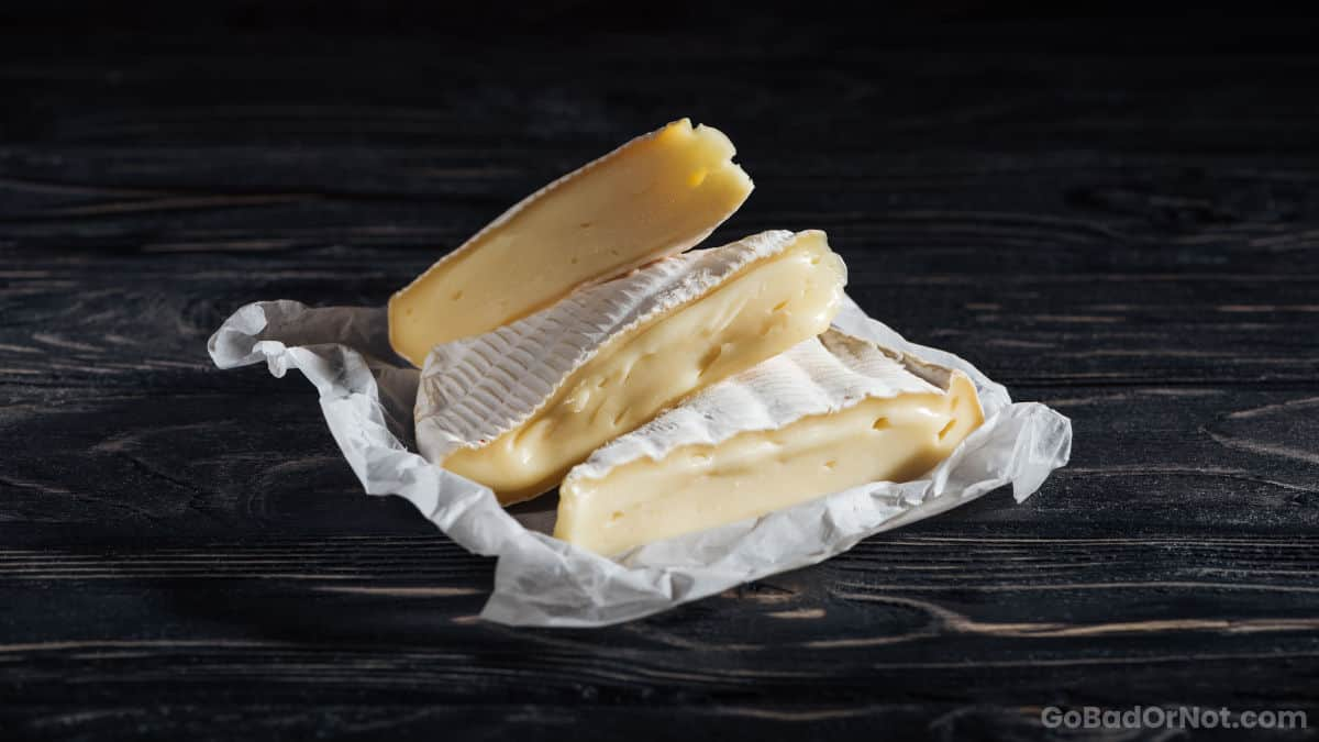 Does Brie Cheese Go Bad