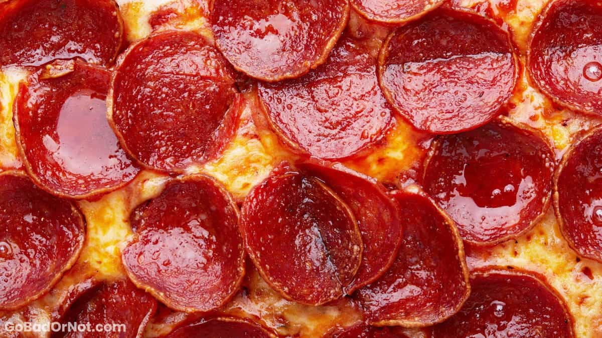 Does Pepperoni Go Bad