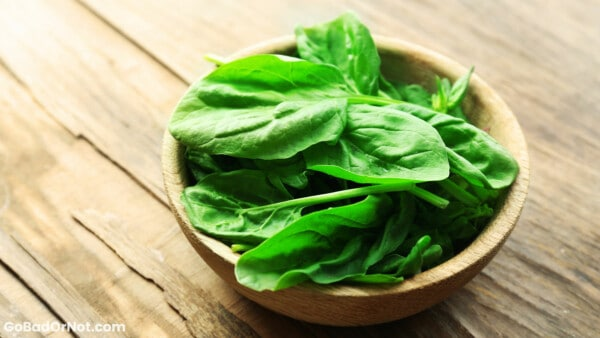 Does Spinach Go Bad
