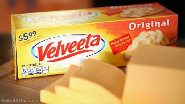 Does Velveeta Cheese Go Bad