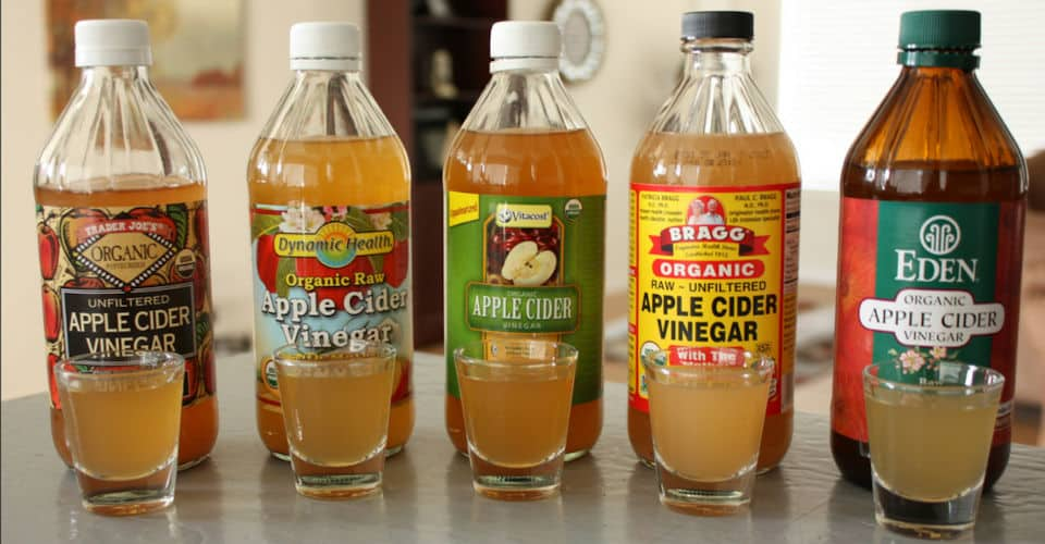 apple cider vinegar brands