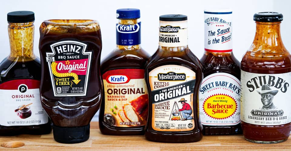 bbq sauce brands