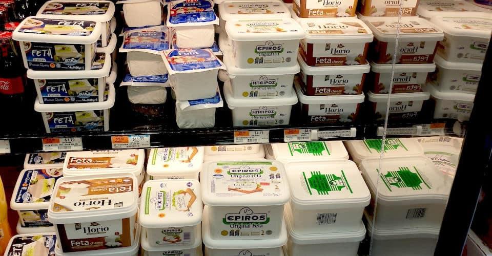 feta cheese brands
