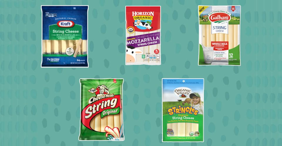 string cheese brands