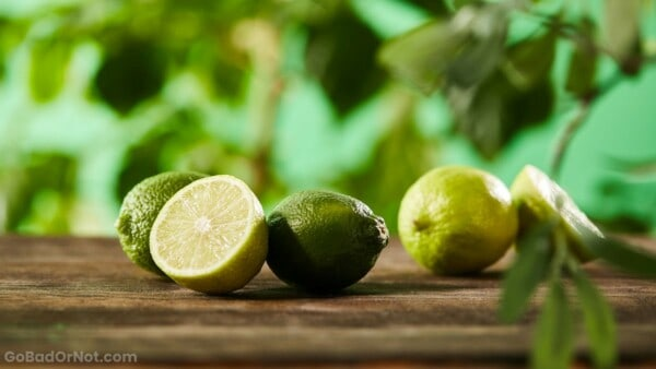 Do Limes Go Bad