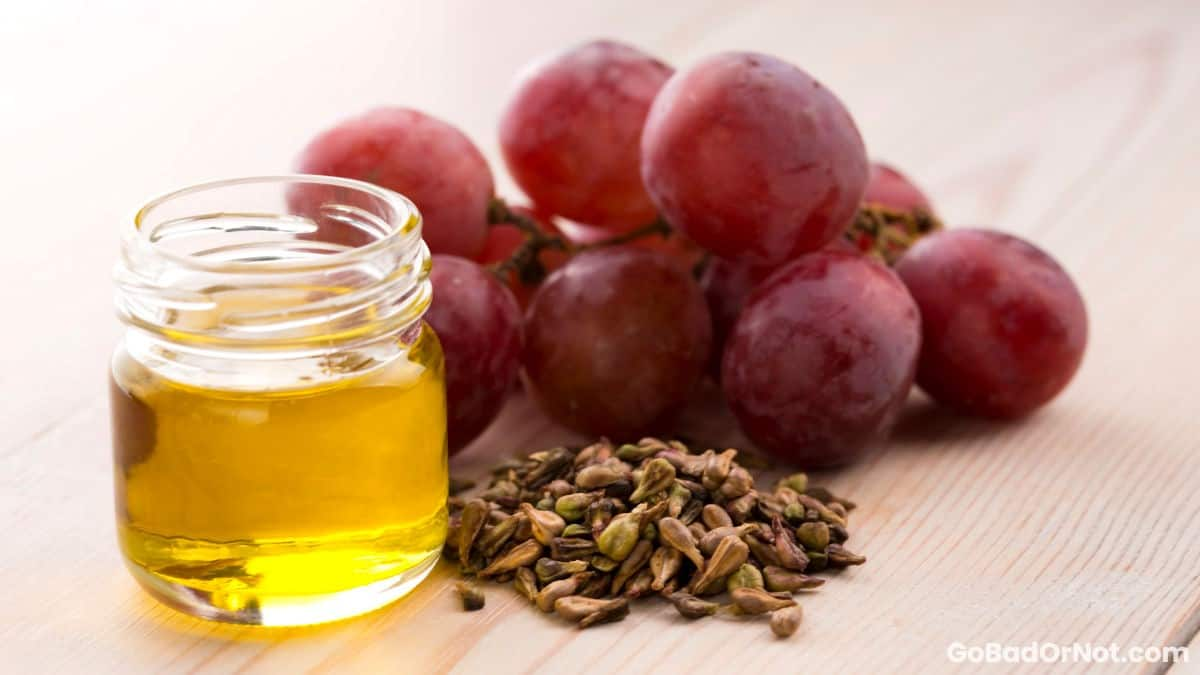 Does Grapeseed Oil Go Bad