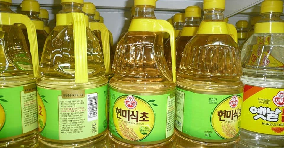 Korean Rice Vinegar