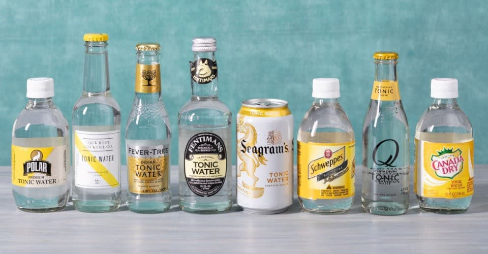 tonic water brands