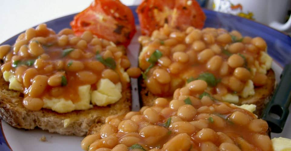 delicious baked beans