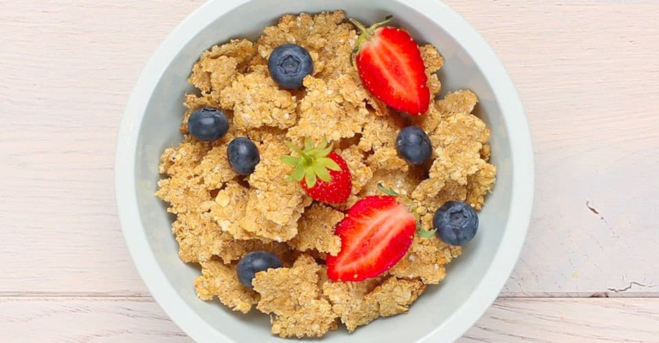 fitness cereal