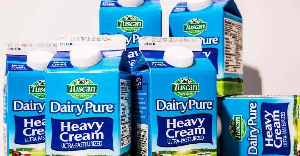 heavy cream brand